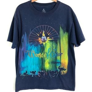 "Disney's ""World of Color"" CA Adventure Graphic  M"